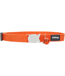 Cat Collar Classic Orange