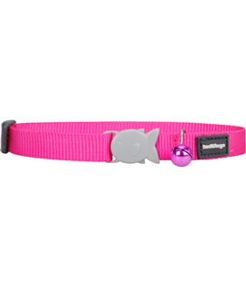 Cat Collar Classic Hot Pink