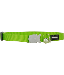 Cat Collar Classic Lime Green