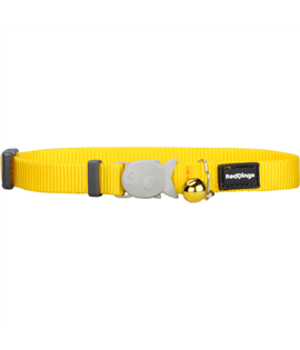 Cat Collar Classic Yellow
