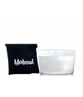 Mowbowl and Carrying Pouches