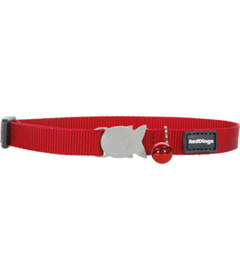 Cat Collar Classic Red