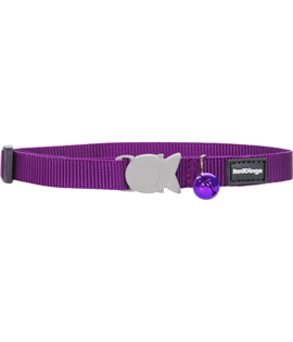 Cat Collar Classic Purple