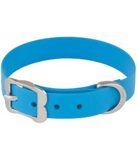 Collar Vivid PVC Blue