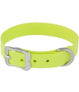 Collar Vivid PVC Lime