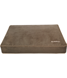 Mattress Bed Taupe