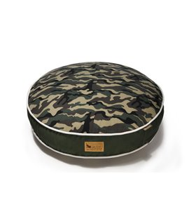 Camouflage Round- Army Green