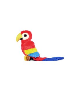 Fetching Flock- Paula the Parrot