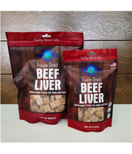 3 Oz Freeze Dried Beef Liver