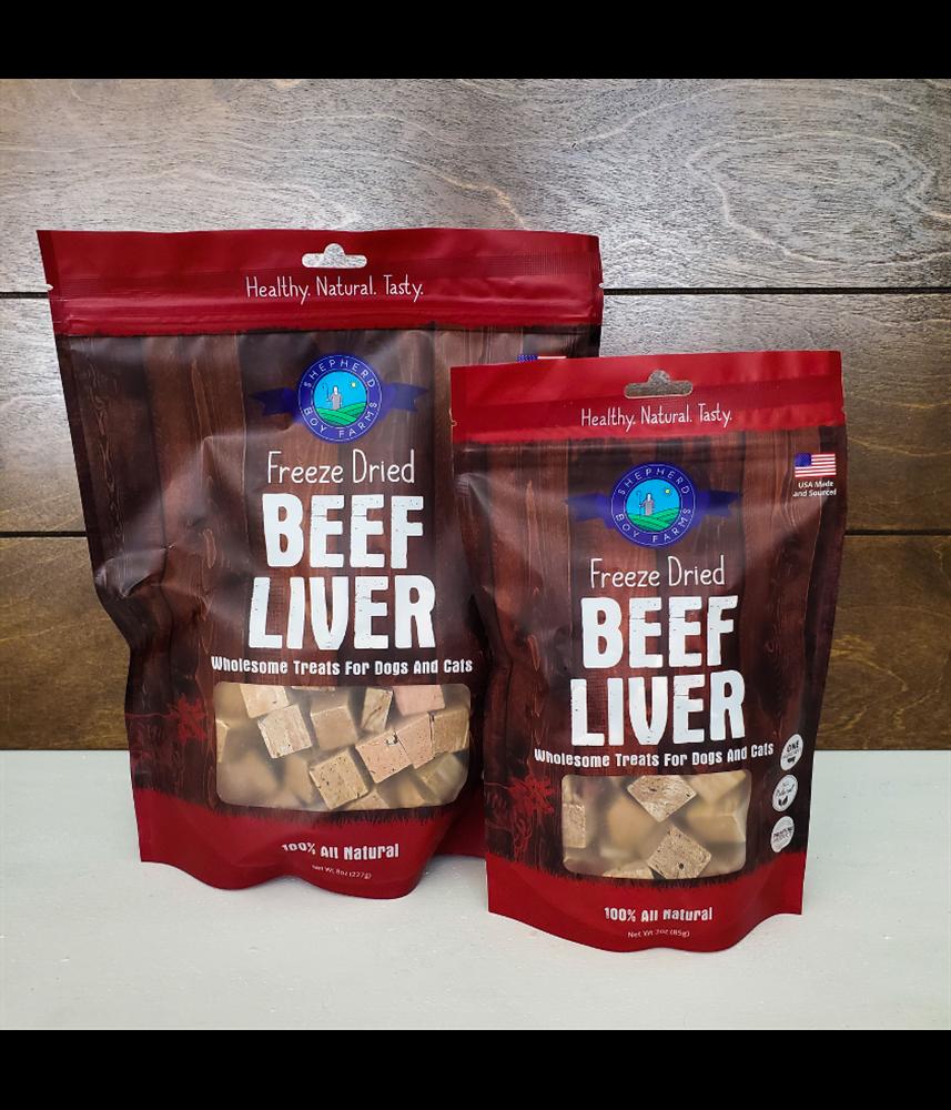 3 Oz Freeze Dried Beef Liver