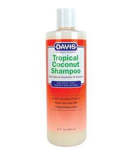 Tropical Coconut Shampoo 12 oz
