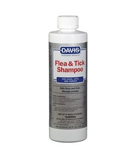 Flea & Tick Shampoo 12 oz.