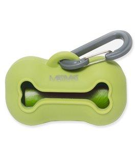 Silicone Waste Bag Holder - Green
